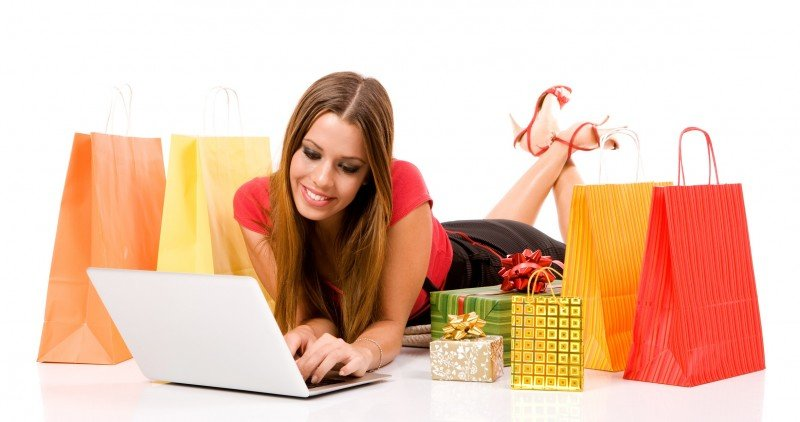 Happy Online Shopper